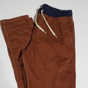 VANS elastic waist pant/jean